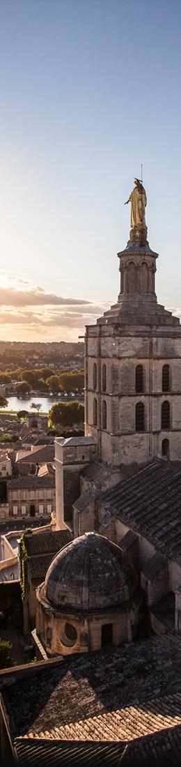 Avignon Vaucluse 84 Palais des Papes