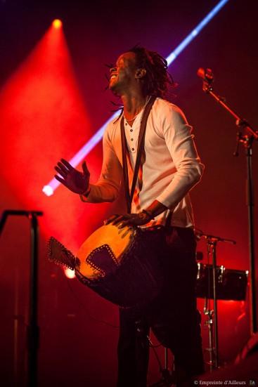 Mamadou Sarr, Fiesta Des Suds 2013
