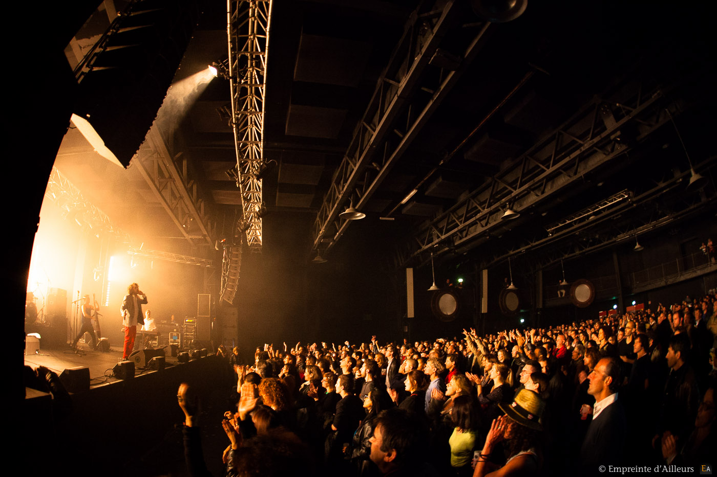 True Live en concert