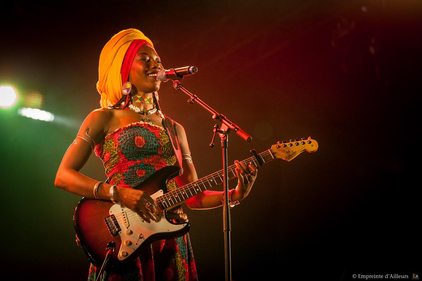 Fatoumata Diawarra, Fiesta Des Suds