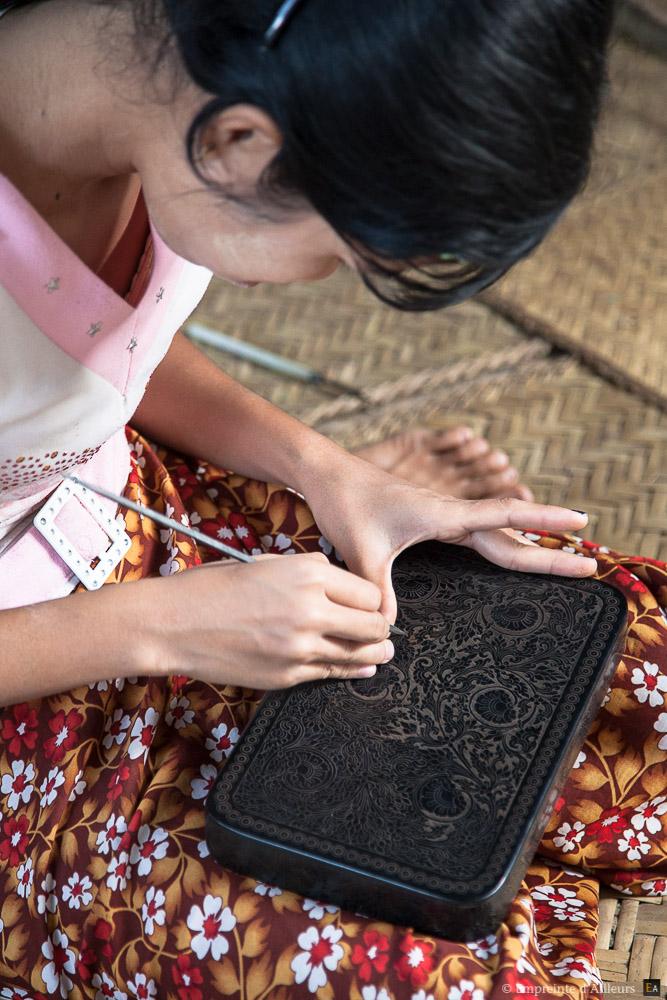 Gravure traditionnelle