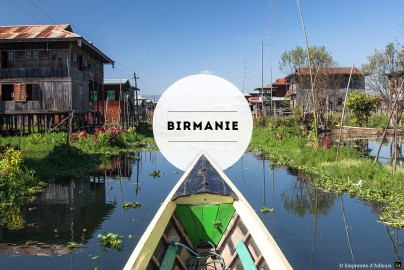 Reportage photo Birmanie