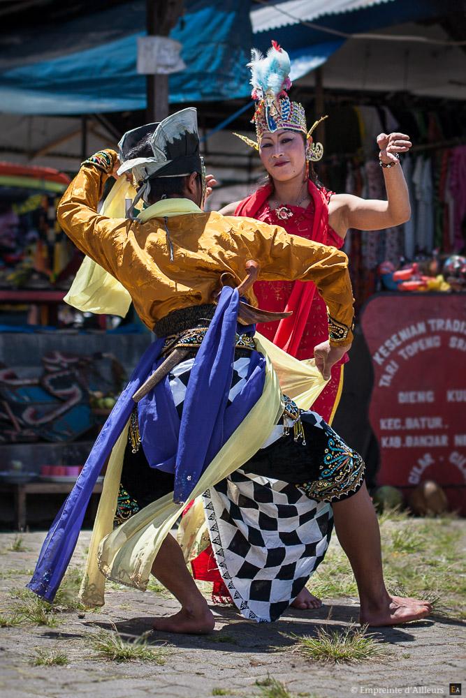Danse traditionnelle Javanaise