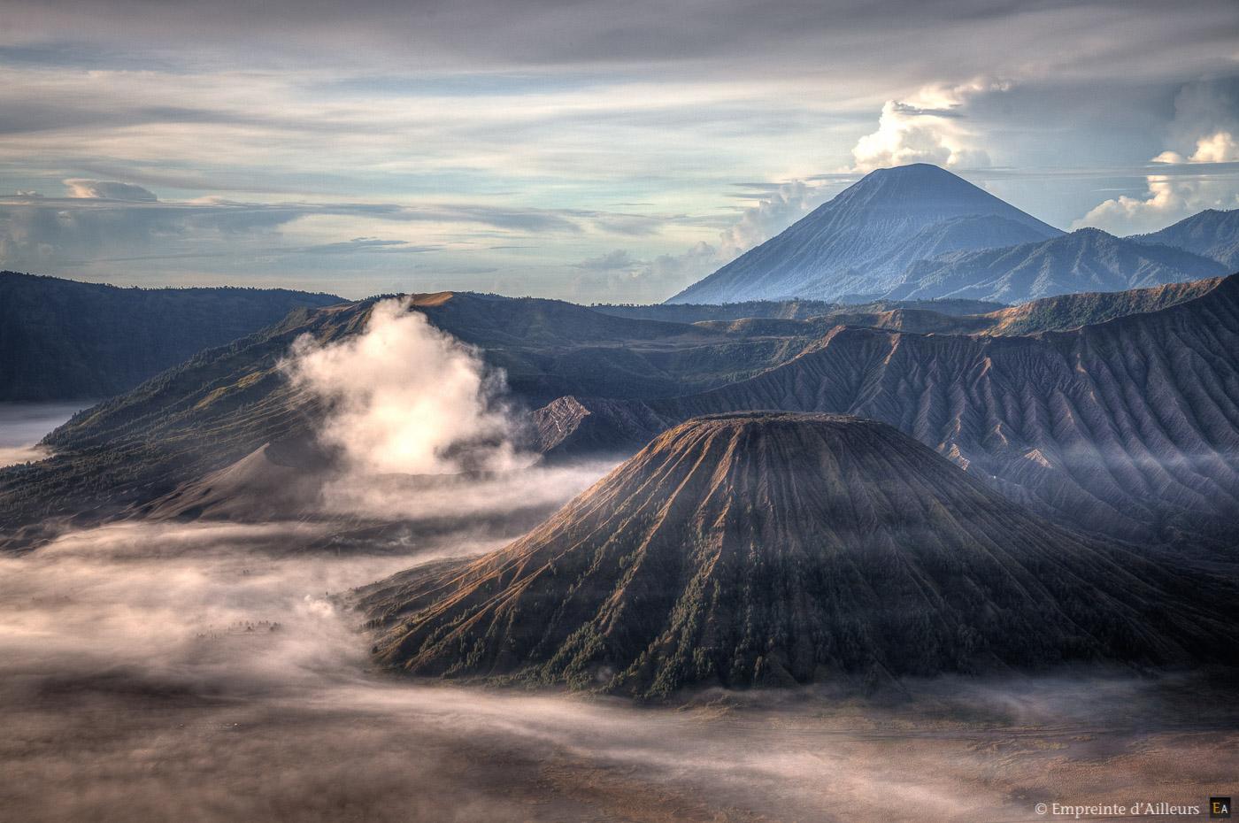 Volcans du Mont Bromo