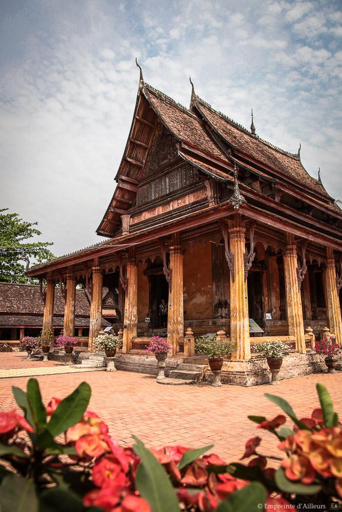 Temple du Wat Si Saket