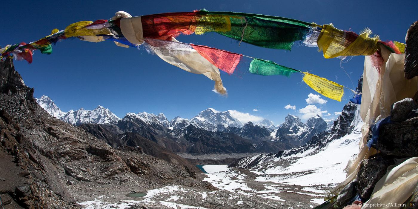 Népal Himalaya Gokyo