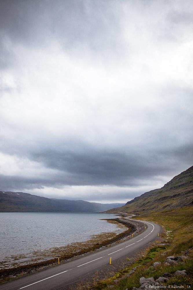 Route des fjords du nord-ouest