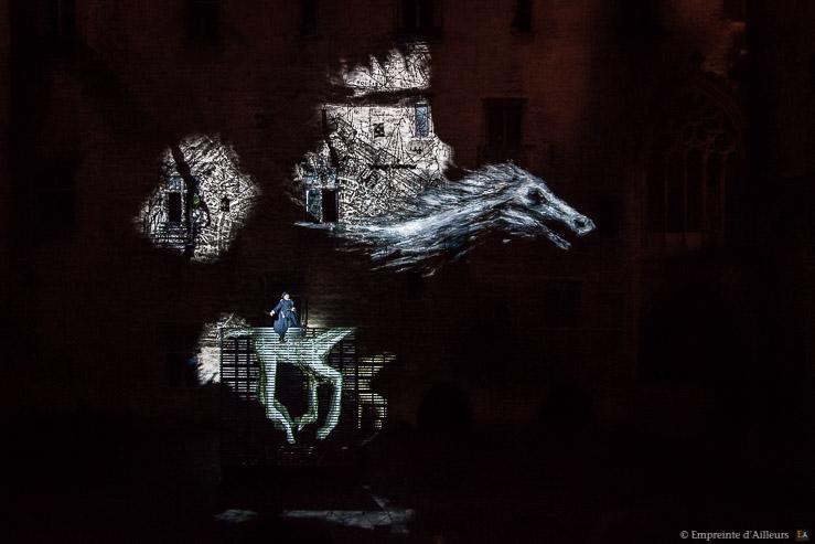 Cavalier Prince de Hombourg, Festival d'Avignon