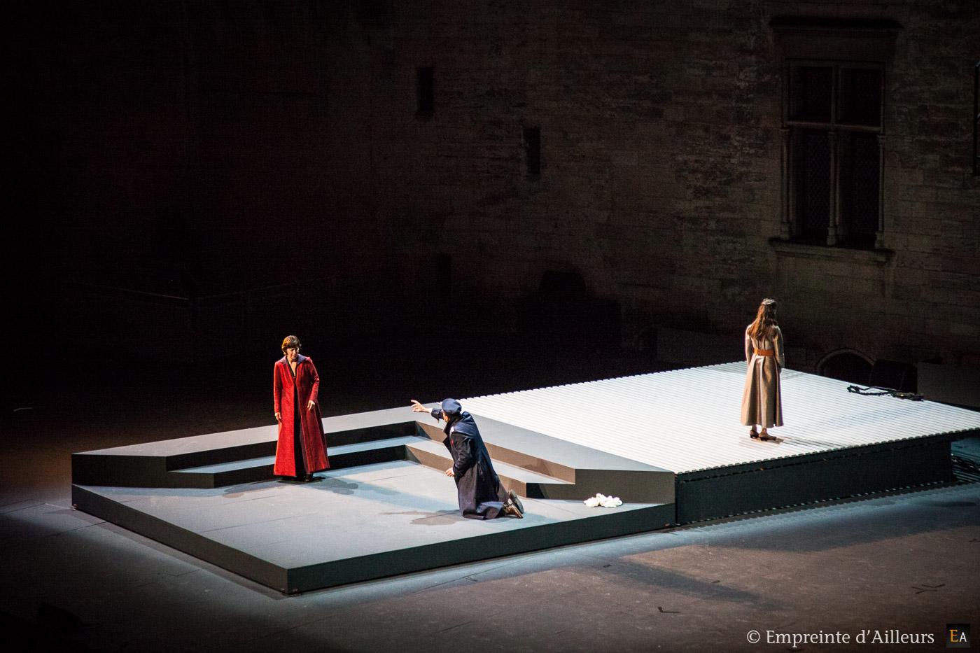 Prince de Hombourg, Festival d'Avignon