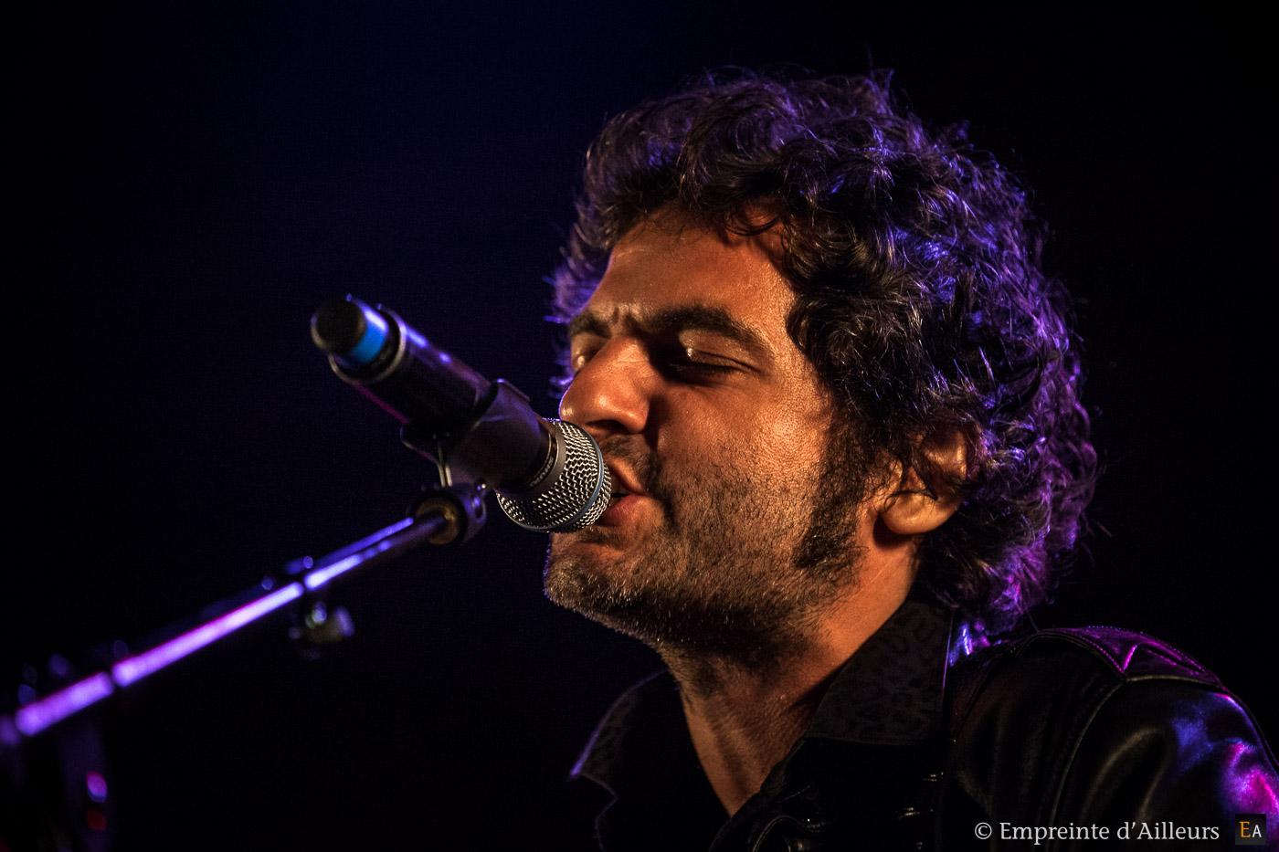 Matthieu Chedid, Fiesta Des Suds