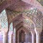 Faiences de la mosquée rose