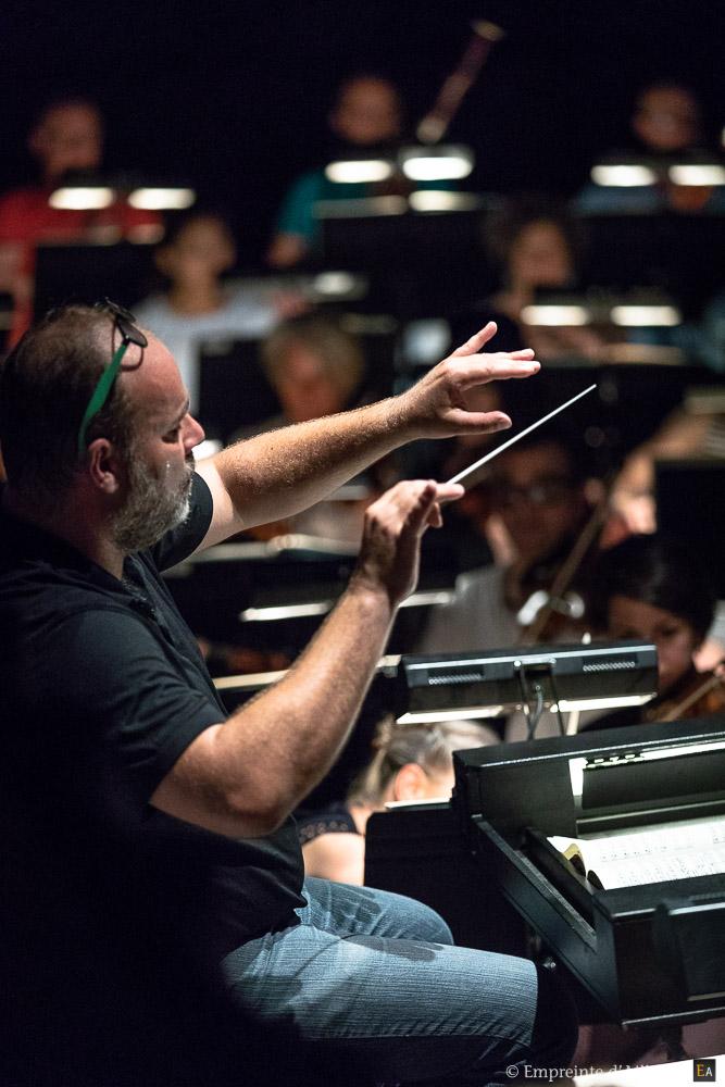 Samuel Jean chef d'orchestre