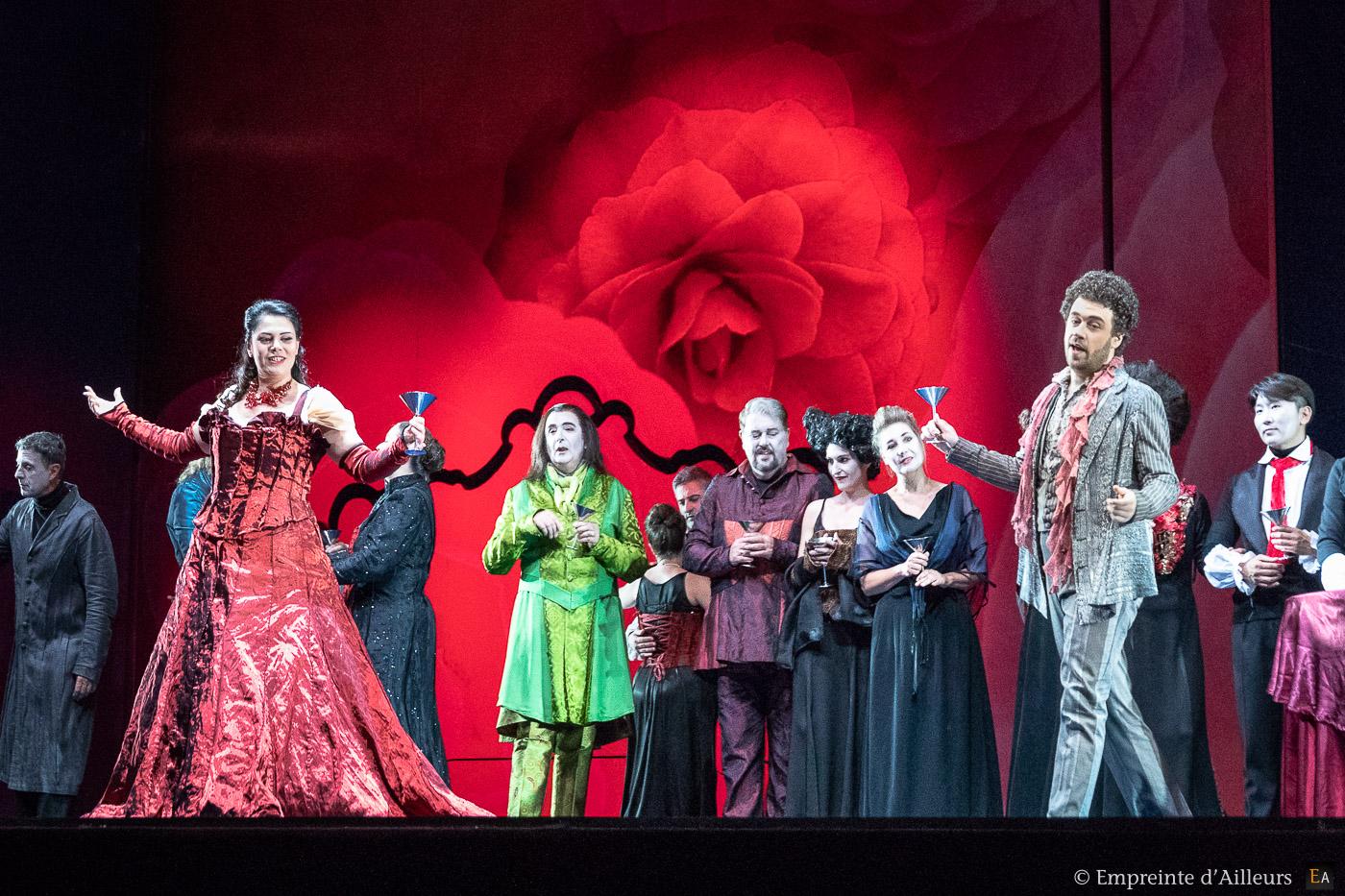 La Traviata Opéra d'Avignon