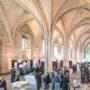 Salle de la Grande Audience du Palais des Papes Avignon