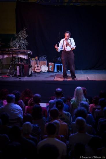 Conférence de Pierre Rabhi à Avignon