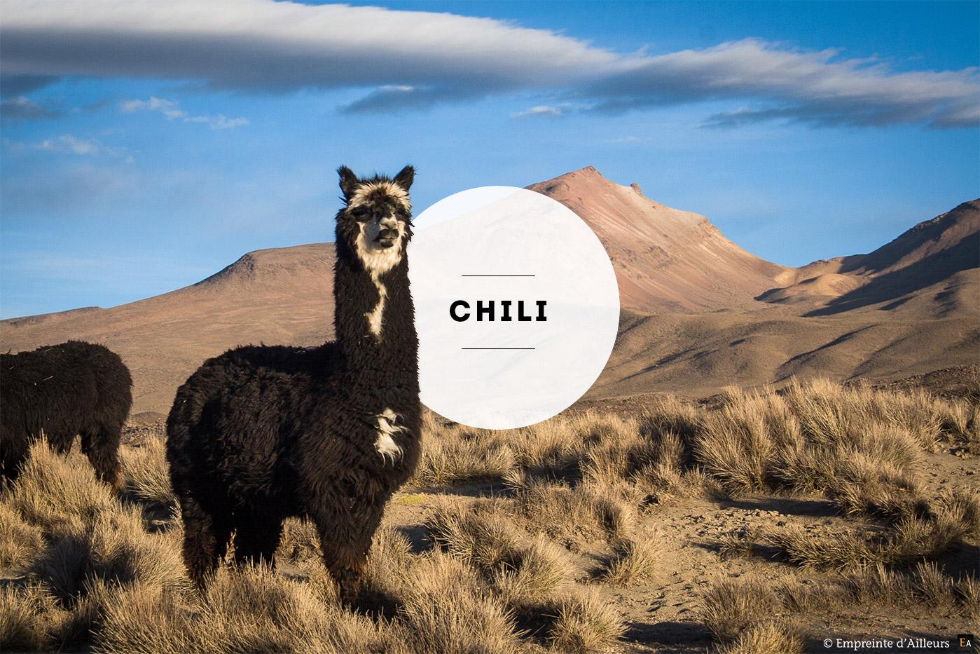 Photographie de voyage au Chili