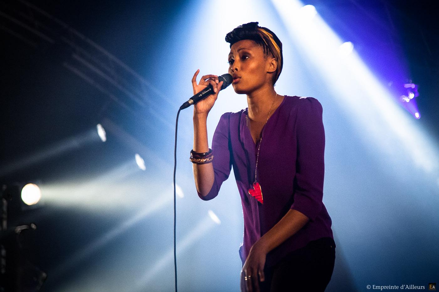 Concert d'Imany
