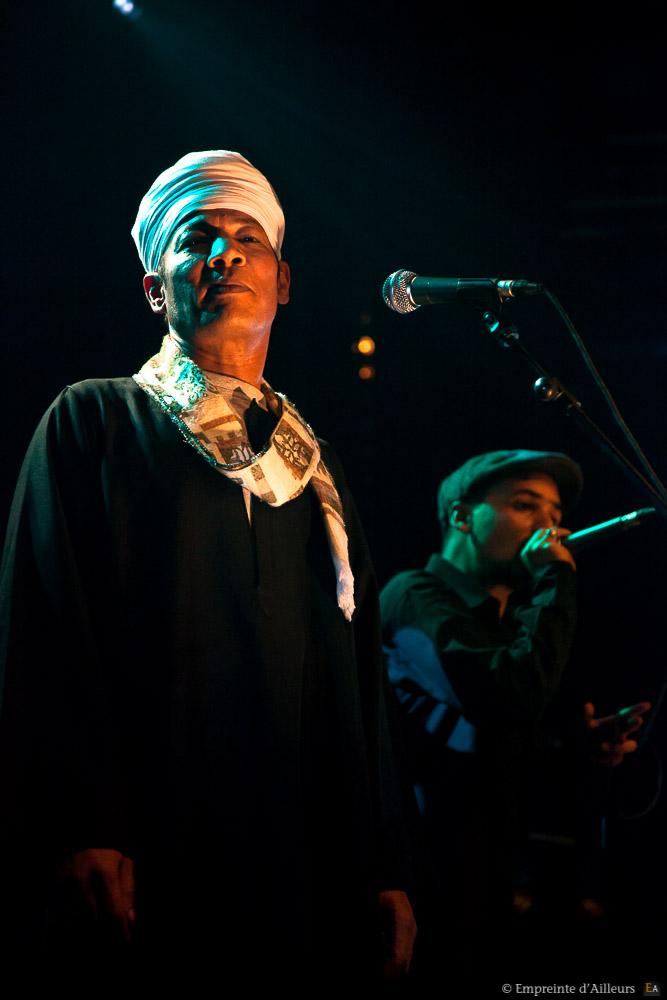 Zaman Fabriq en concert