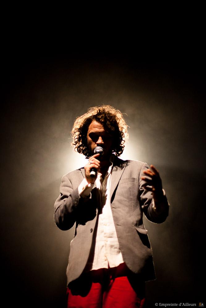 True Live en concert à Marseille