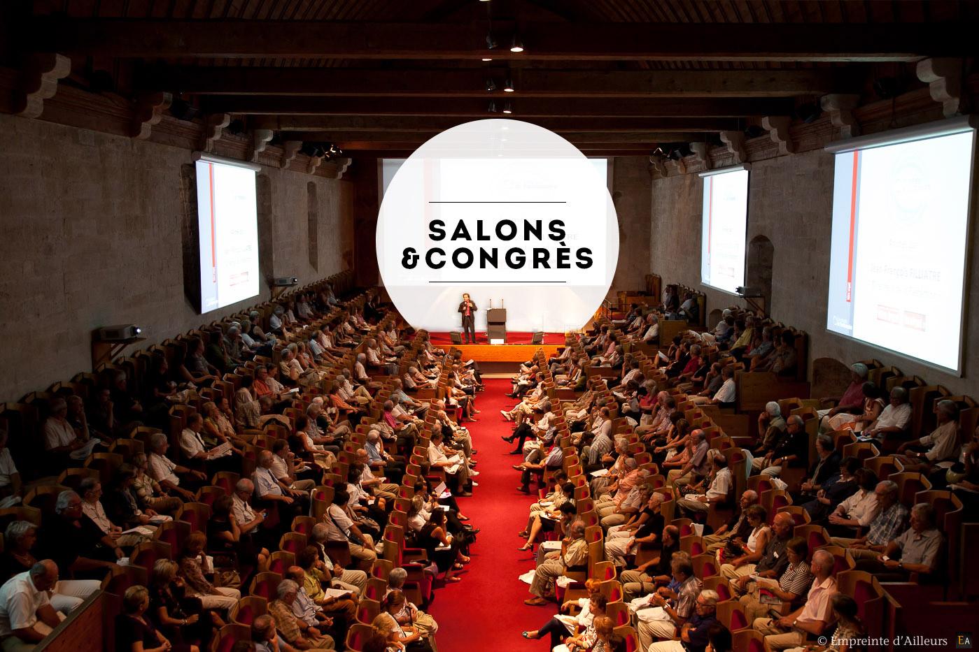 Salon congrès et conférence