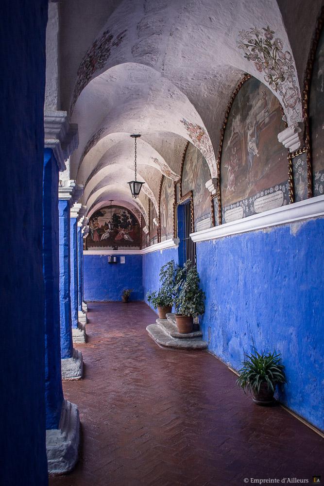 Couvent de Santa Catalina, Arequipa