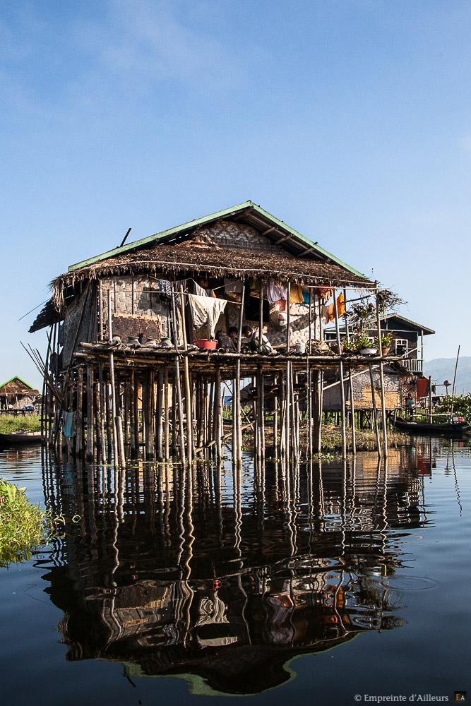 Maison flottante