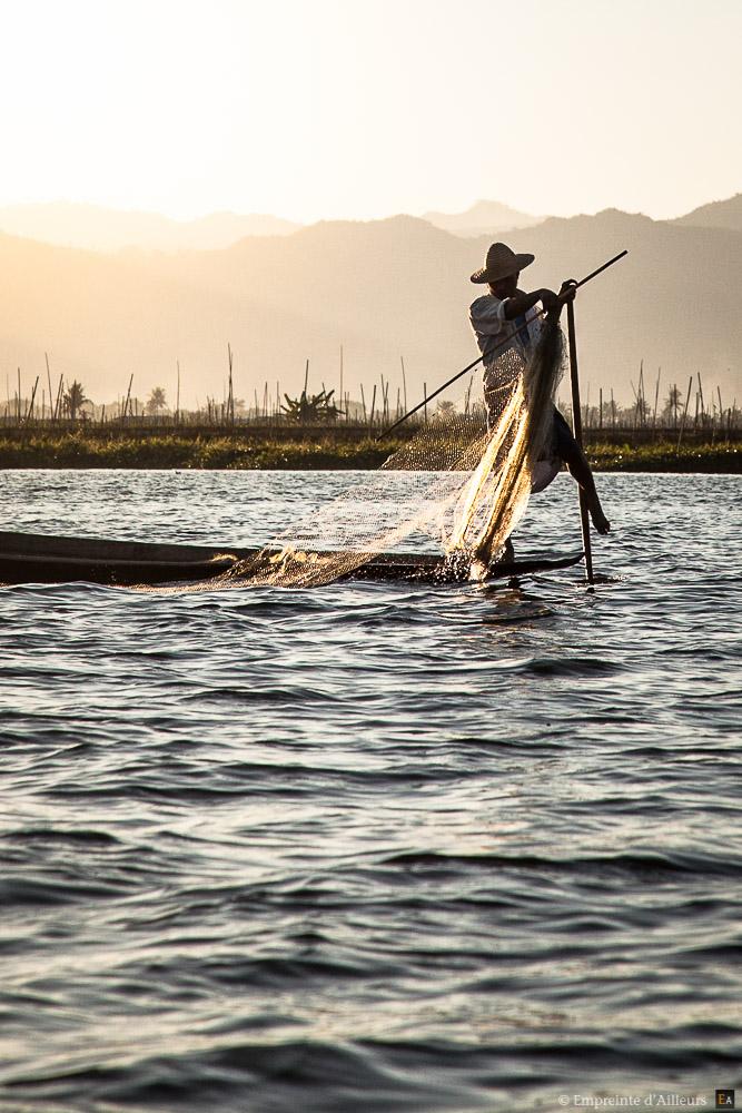 Pêche de fin de journée