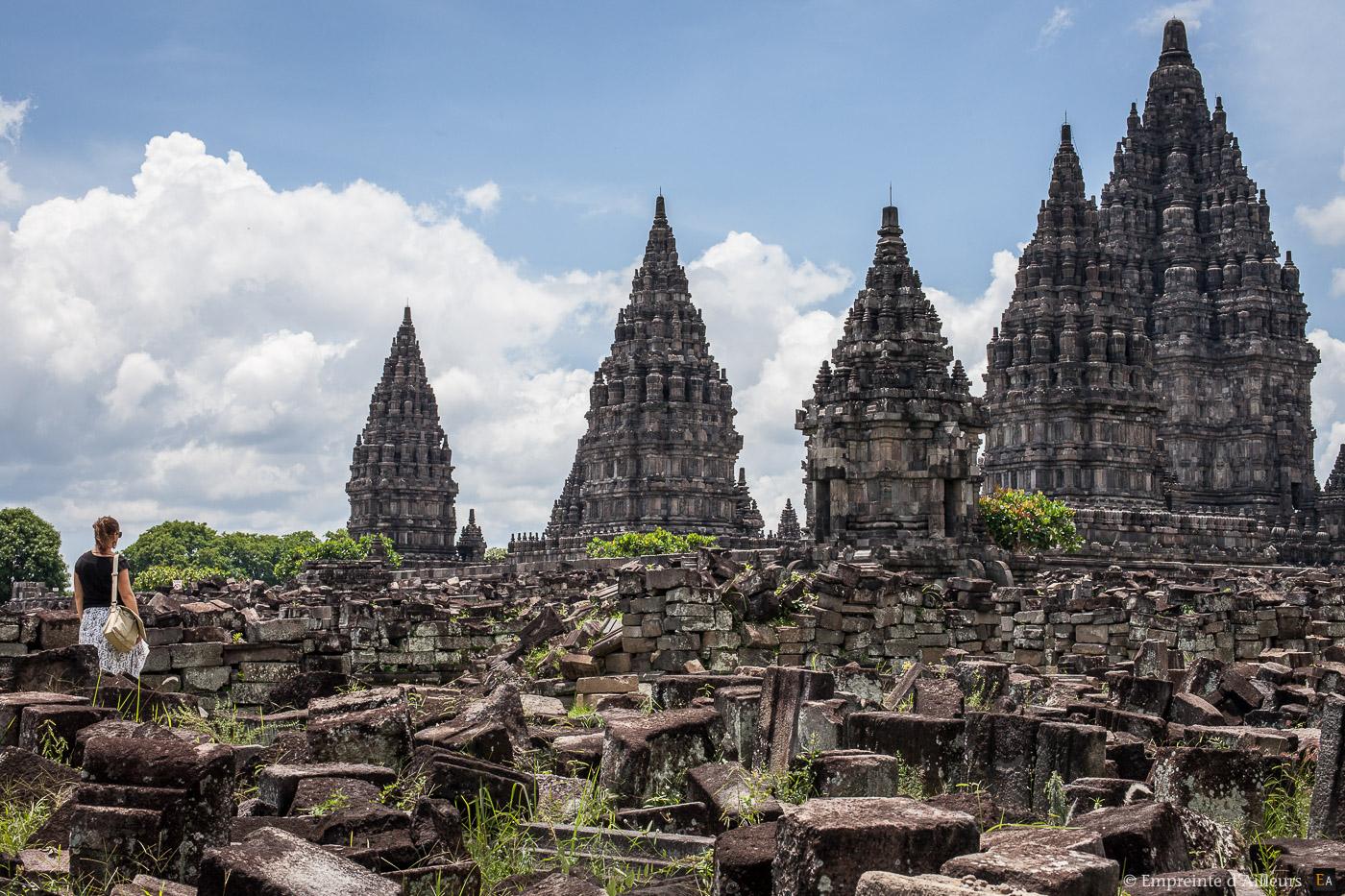 Rêverie à Prambanan