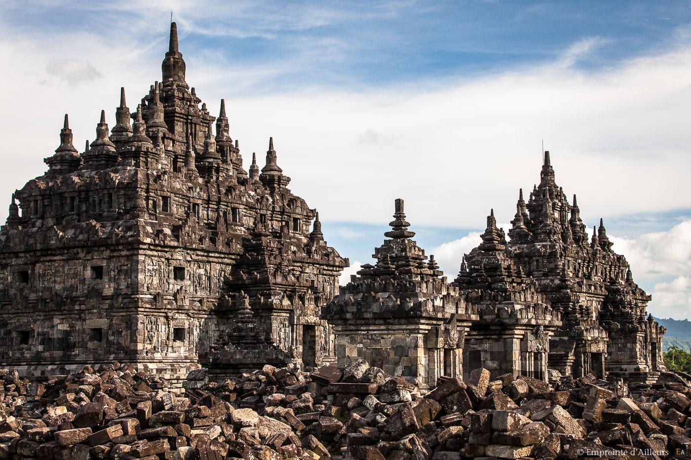 Temple bouddhiste de Plaosan