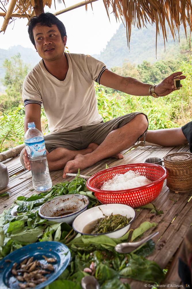 Un picnic qui s'arrose