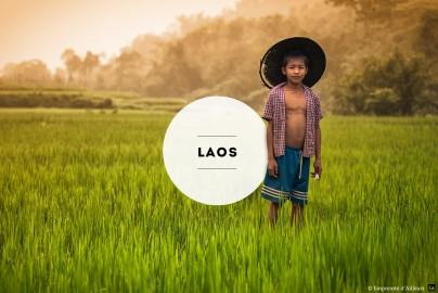 Sur les chemins du Laos