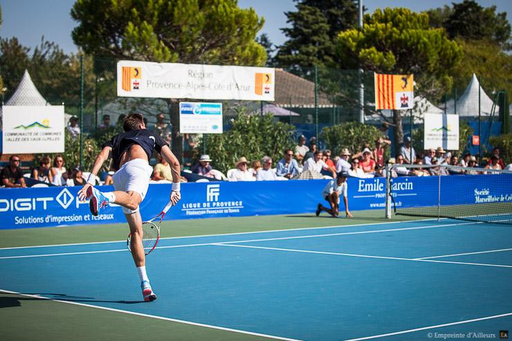 Nicolas Mahut Trophé des Alpilles ATP Tennis