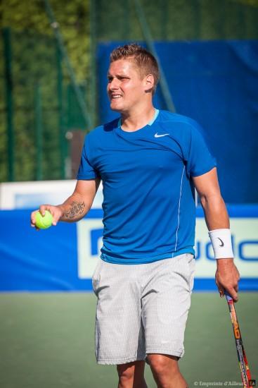 Vincent Millot Tournoi de tennis 13