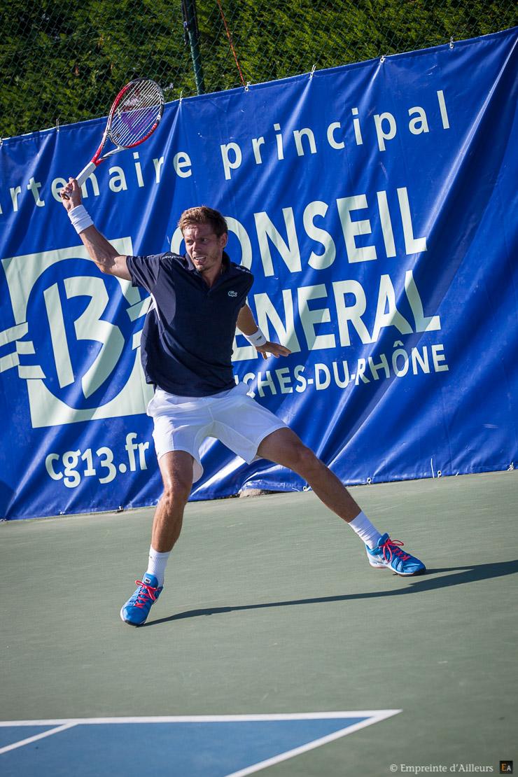 Nicolas Mahut ATP Tennis