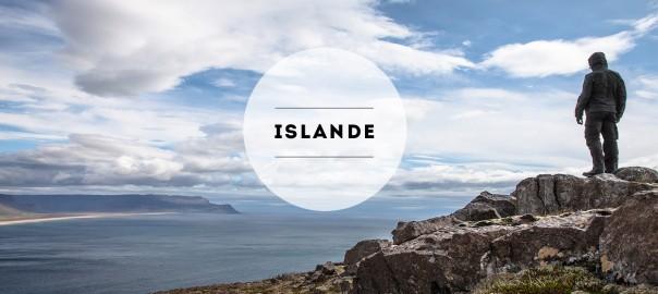 Photographe d'Islande, principalement dans les fjords de la côte ouest de l'ile.