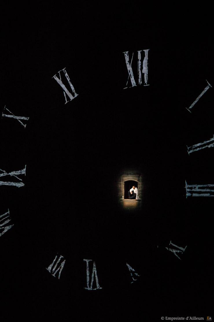 Le temps, Prince de Hombourg, Festival d'Avignon
