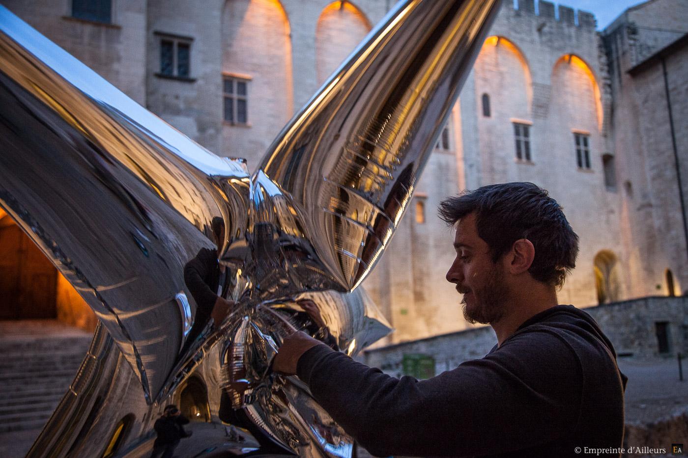 Installation Aeroscupture