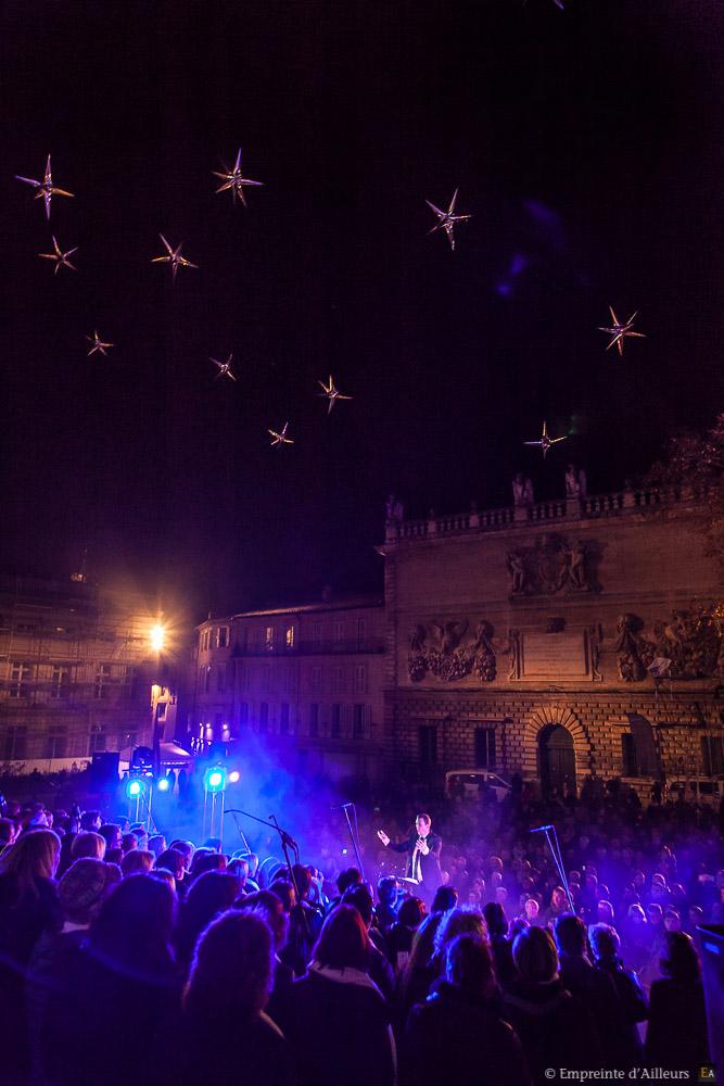 Concert du Téléthon à Avignon