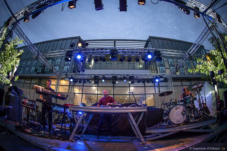DJ Pone à l'Université d'Avignon