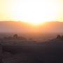 Formations rocheuses du désert des Kalouts