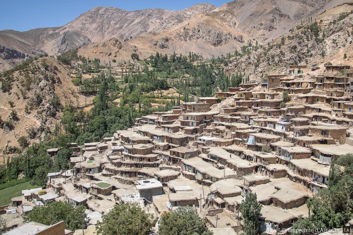 Village Bakhtiari de Sar Agha Seyed
